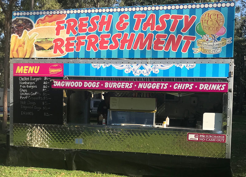fresh tasty refreshment 800 - Hot Food Van Hire